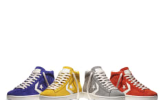 Converse Vintage Suede Collection