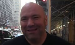Dana White talks Floyd Mayweather/Conor McGregor