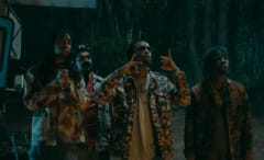 Quavo and the Migos on 'Atlanta'