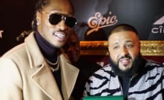 DJ Khaled Gives Future a Rolex
