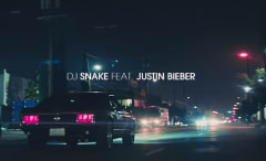 "This is DJ Snake and Justin Bieber's video for ""Let Me Love You."""