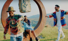 """ScHoolboy Q in the """"Overtime"""" video."""