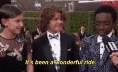 Emmys Stranger Things
