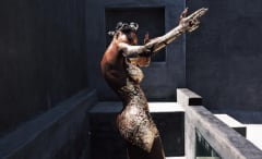 """This is Teyana Taylor's video for """"Champions."""""""