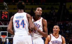 OK Thunder trio