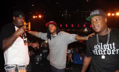 The LOX: . Jadakiss, Styles P, and Sheek Louch
