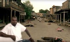 Kanye x Westworld