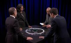 Seinfeld, Chappelle, and Fallon Bid Farewell to Michelle Obama on 'Tonight Show'