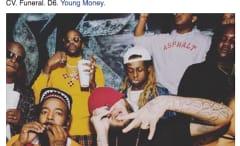 Lil Wayne FB post