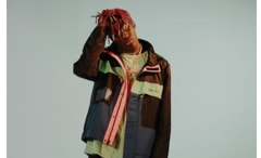 This is Lil Yachty modeling Nautica