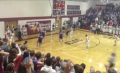 Nebraska high school basketball game ends with three buzzer-beaters in a row