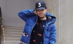 Chance the Rapper '3' hat.