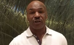 Mike Tyson disses Soulja Boy.
