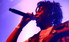 Danny Brown NYC Performance