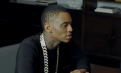 "Soulja Boy on ""Hollywood Unlocked"""
