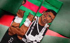 Gucci Mane x Stance Sock Collection