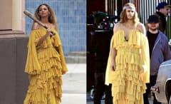 Beyoncé x James Franco