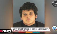 Florida man allegedly murders woman