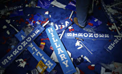DNC Convention Signs