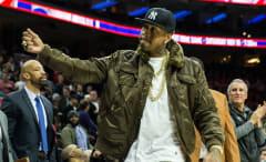 Ex-NBA player Allen Iverson.