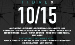 TIDAL X: 1015 Livestream