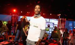 Rocky at MTV.