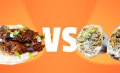 taco vs burrito debate