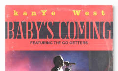 """Kanye West """"Baby's Coming"""" f/ The Go Getters"""