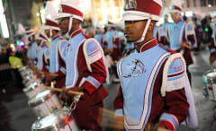 Talladega Marching Tornadoes