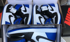 Fragment Air Jordan 1 Marshalls