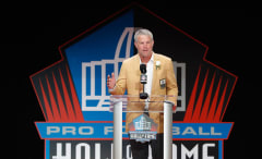 Brett Favre gives NFL Hall of Fame speech