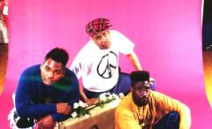 De La Soul circa 1990.