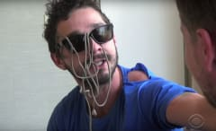 Shia LaBeouf nails the part in unearthed 'War Dogs' audition tape.