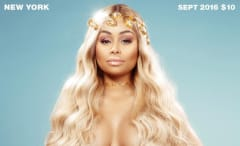Blac Chyna covers 'Paper' magazine.