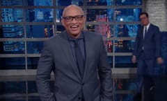 Larry Wilmore on 'Late Show'