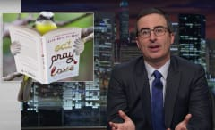 John Oliver goes in on birds.