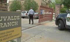 Drive-by shooting at Houston apartment complex