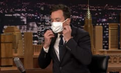 Jimmy Fallon is a person.