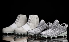 Adidas Yeezy 350 and 750 Cleats