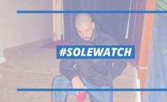 Drake Wearing the Midnight Navy Air Jordan 16 Retro Thumb