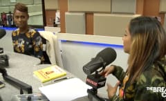 Issa Rae on 'Breakfast Club'