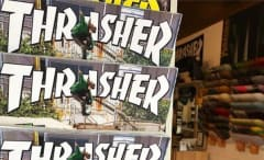 This is Thrasher Magazine's latest cover.