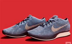 Nike Flyknit Racer Indigo 1
