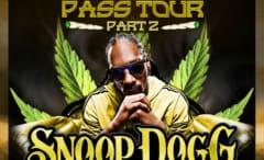 Snoop Dogg's Puff Puff Pass Tour Part 2.
