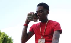Soulja Boy talks to money