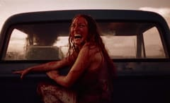 Marilyn Burns in Texas Chainsaw Massacre