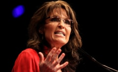 This is a photo of Sarah Palin.