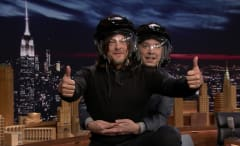 Norman Reedus on 'Fallon'