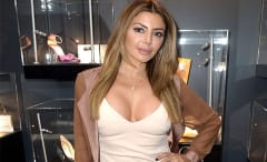 This is a photo of Larsa Pippen