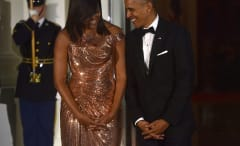 michelle and barack state dinner 2016